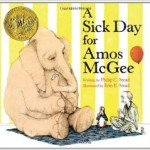 A sick day for Amos MsGee