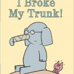 I broke my trunk