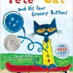 Pete the cat and buttons