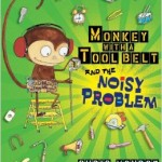 monkey with a toolbelt and noisy