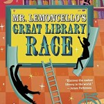 mr lemoncellos library race