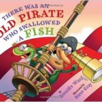 There was an old pirate who swallowed