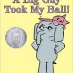 a big guy took my ball