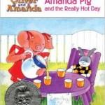amanda pig and hot day