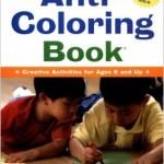 anticoloring book
