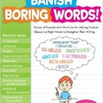 banish boring words