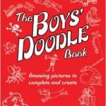 boys doodle book