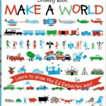 drawing book make a world