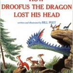 how drufus the dragon lost his head