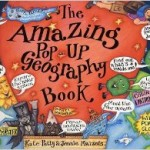 pop up geography book