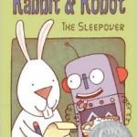 rabbit and robot