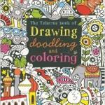 usborne book of drawing doodling
