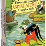burgess animal stories