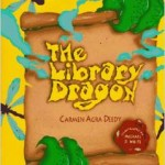 the library dragon